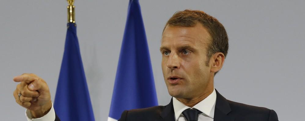 Migranti: Macron, possibile riforma Dublino prima voto