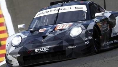 European Le Mans Series Cairoli e i due Roda a Spa