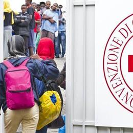 Migranti, lo sfogo  del direttore Caritas  «Nemmeno un euro»