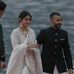 Villa Balbiano da favola  con le star di Bollywood