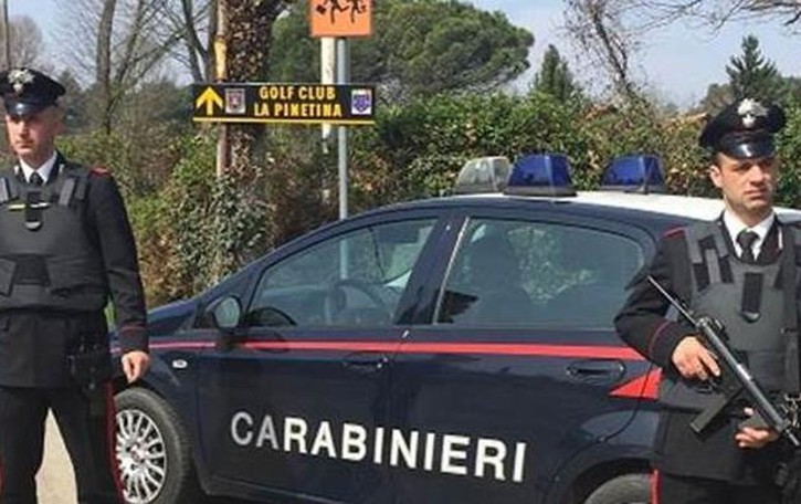 Violazione di domicilio e lesioni  Arrestato un uomo a Veniano
