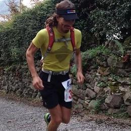 Marathon trail Lago di Como  De Bernardi ha fatto il bis