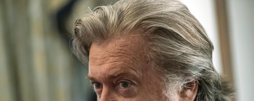 Tajani a Bannon, se vuoi la fine dell'Ue tornatene a casa