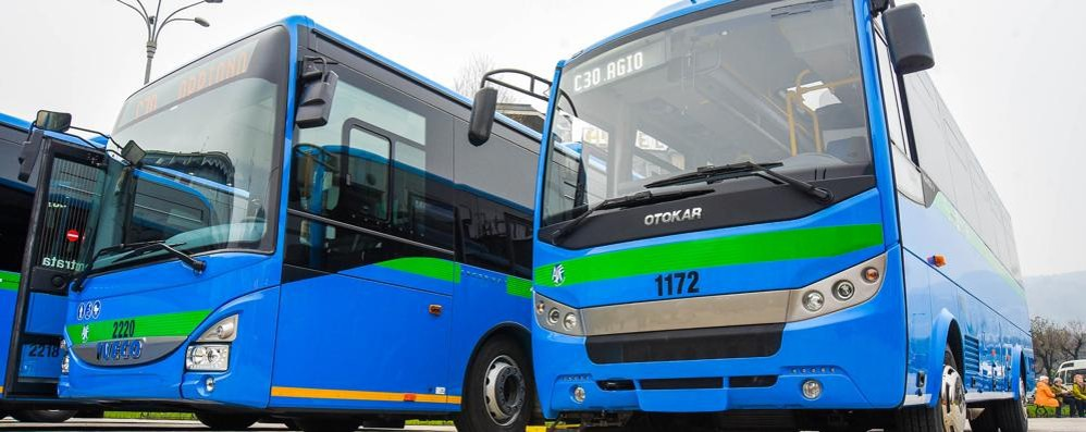 Bus, Asf assume 25 autisti Contratto a tempo determinato