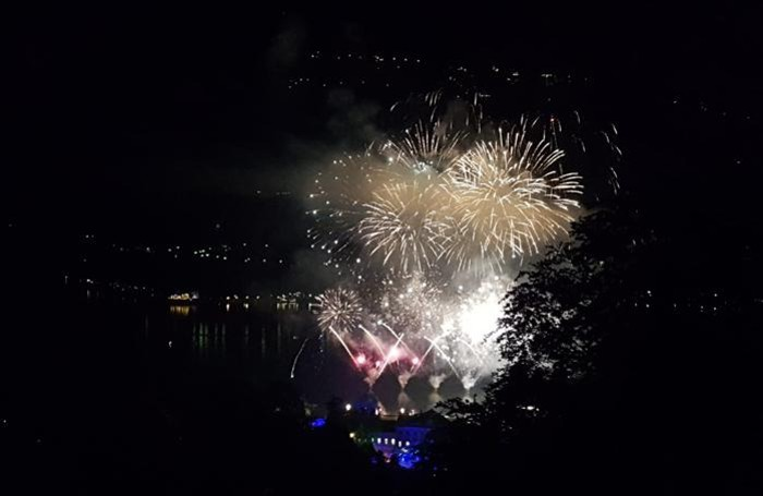 I fuochi d'artificio