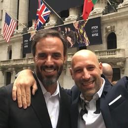 Farfetch, la moda  che va a Wall Street  Con il Dna comasco