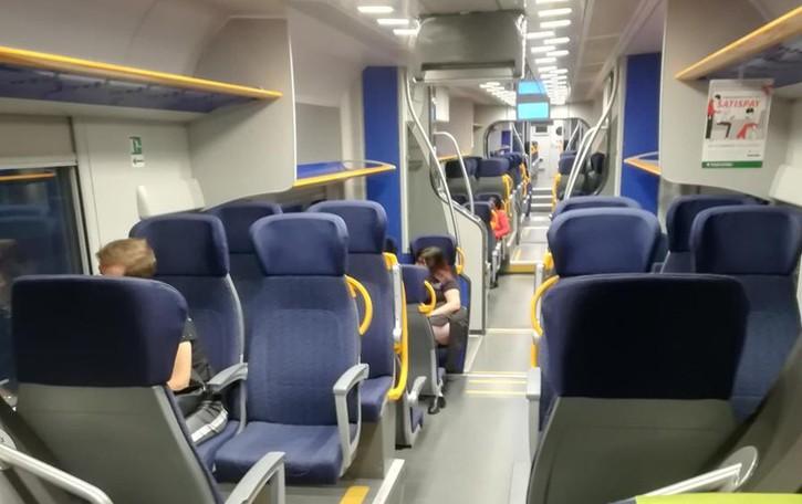 Lecco-Milano: tre ore sul treno  e i vigilantes non ci sono