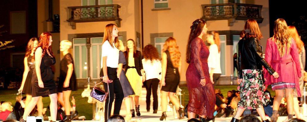 Stilisti, presentatori e soubrette  Che successo la Notte della moda