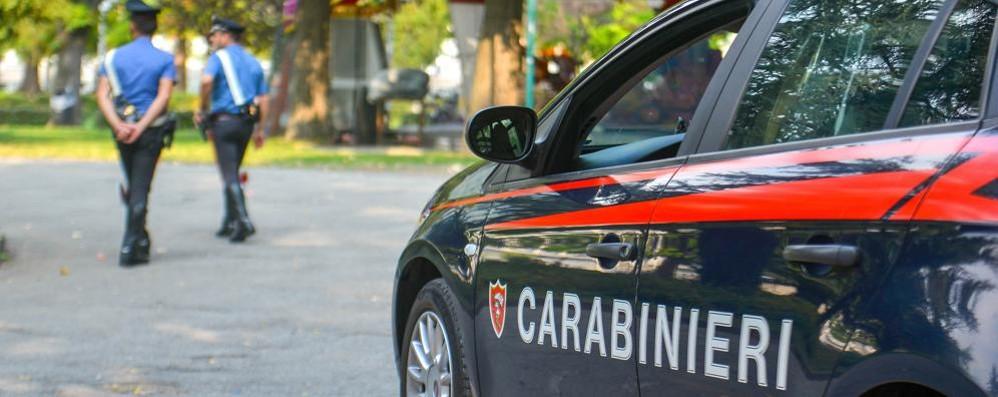 Rapina una cartoleria a Como Arrestato dai carabinieri