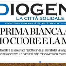 Con La Provincia c'è Diogene  Le notizie del bene