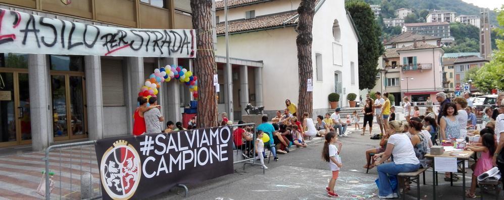 A Campione l'asilo diventa fai da te  Bambini in oratorio, sarà gratuito