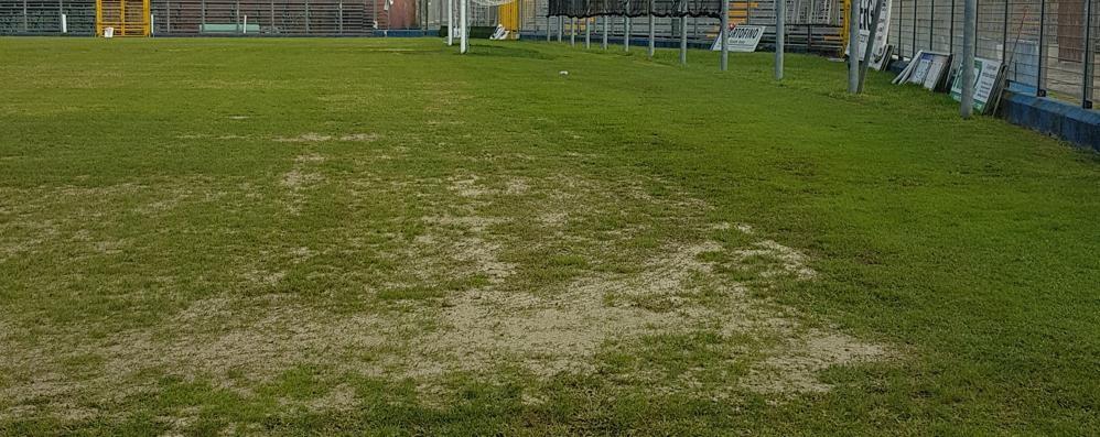 Campo del Sinigaglia  Sarà pronto per le partite?