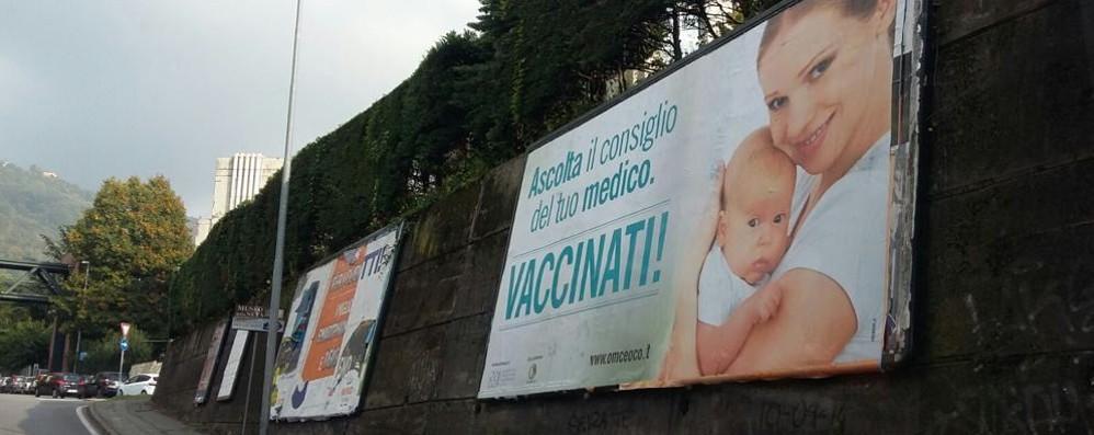 Como, vaccinazioni  I Nas nelle scuole