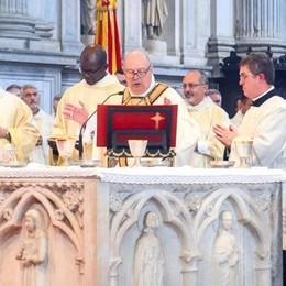 Cresce la Chiesa di Como Ordinati diacono e presbiteri