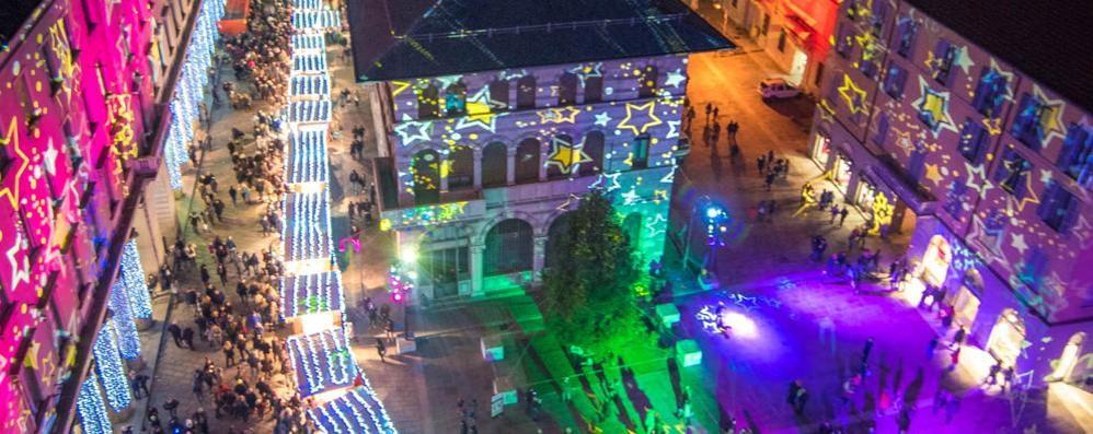 La città dei Balocchi fa 25  E a Natale farà parlare i monumenti