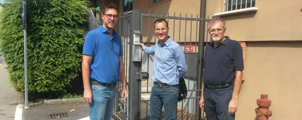 Sicurezza, a Olgiate  tre nuovi carabinieri