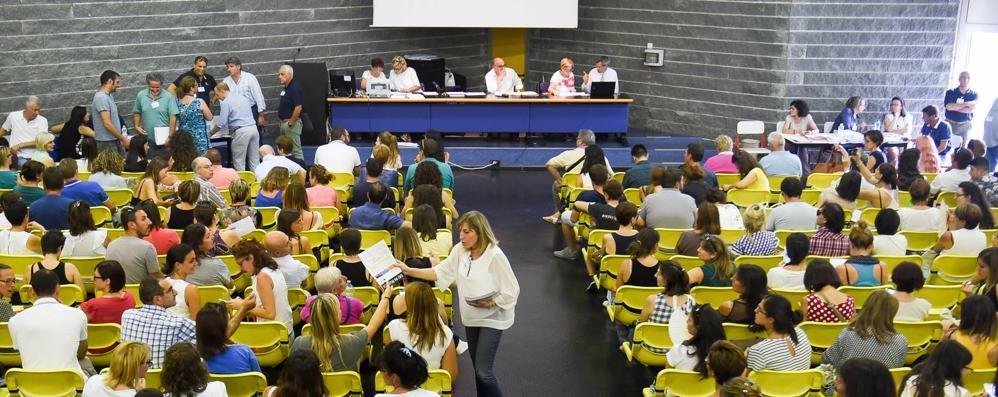 Scuola al via ma senza docenti, a Como mancano 300 prof di sostegno