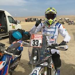Dakar, Cerutti è un fulmine Il primo italiano di tappa