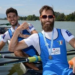 Squadra olimpica già al lavoro Con cinque comaschi ai remi