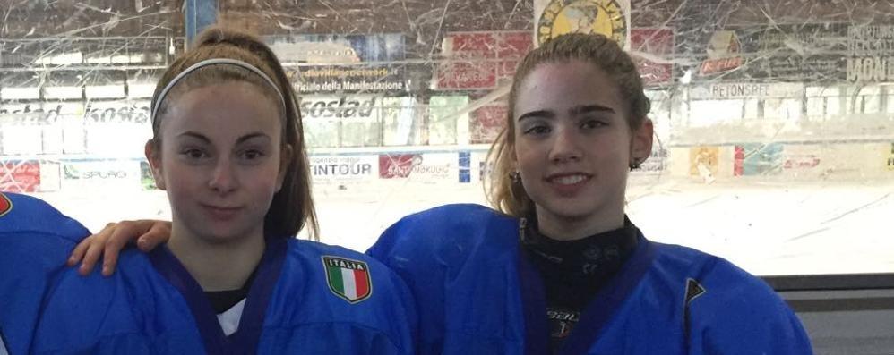 L'Italia Under 18 vola  con le reti comasche