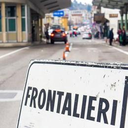 Vertice Italia-Svizzera  A primavera la svolta  sulle tasse dei frontalieri