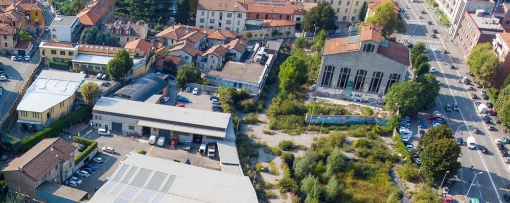 «In Ticosa il polo della creatività  Spazi per 400 giovani talenti»