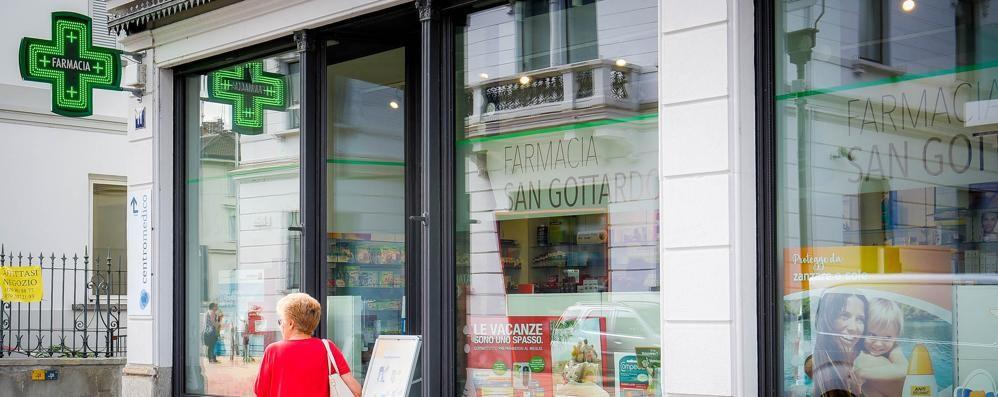 Como - Chiasso, i frontalieri del farmaco  Ora è anche corsa all'antitumorale