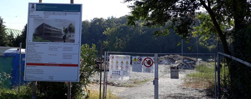 Nuova scuola, non solo è fallita la ditta  A Capiago è caccia ai 600mila euro