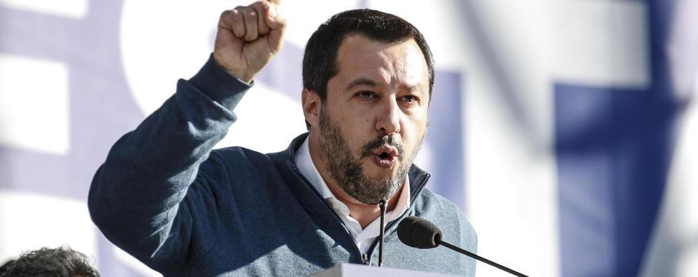 I ladri assediano San Fermo  Appello del sindaco a Salvini