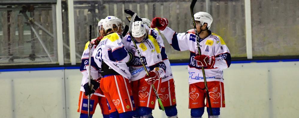 Hockey Como in pista  Calendario seconda fase