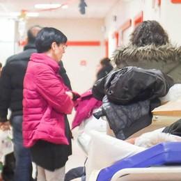 Influenza, ospedali già al collasso Previsto un aumento di posti letto
