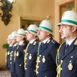 Polizie locali, festa a Villa Olmo  De Corato: «Più poteri agli agenti»