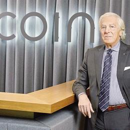 Lo shopping sta cambiando  Coin pronto alla svolta  e parte da Como