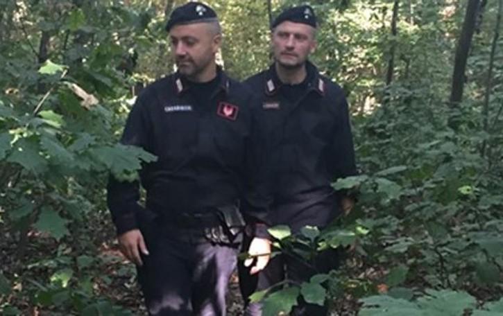 Droga nei boschi di Locate  Arrestato uno spacciatore