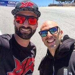 Canturino debutta in Superbike  «Io, il fisioterapista di Melandri»