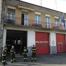 Cantù, lavori alla sede dei pompieri  «Ma la nuova caserma si farà»