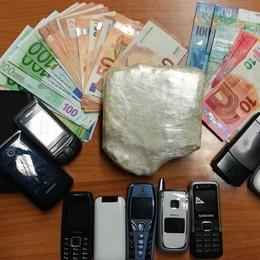 Ronago, arrestato il nonno della droga  Nascondeva in auto mezzo chilo di coca