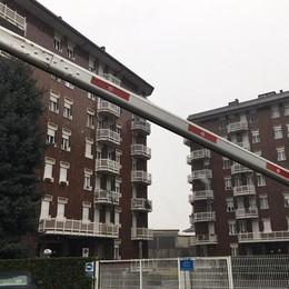 I ladri acrobati tornano a Cantù  Doppio colpo con la scala di corda