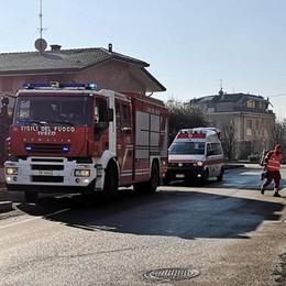 Sospetta fuga di gas  Allarme a Mariano