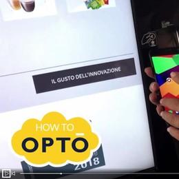 Distributori automatici  Il futuro passa da Como,  si paga con lo smartphone