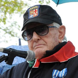 Alzate, addio a Mario Tonghini  Era uno degli ultimi partigiani