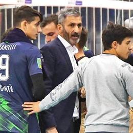 Cantù, operazione sorpasso  Al Parini contro Castellana
