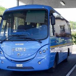 L'autobus per i frontalieri è un flop  Stop alle corse da Uggiate a Cantello