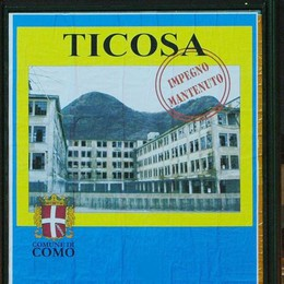 Nella Ticosa si specchia  la politica comasca