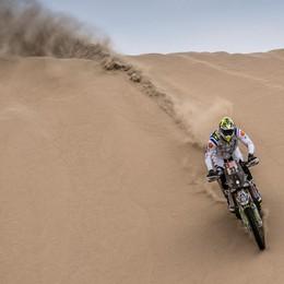 Cerutti c'è: ed è di nuovo protagonista alla Dakar