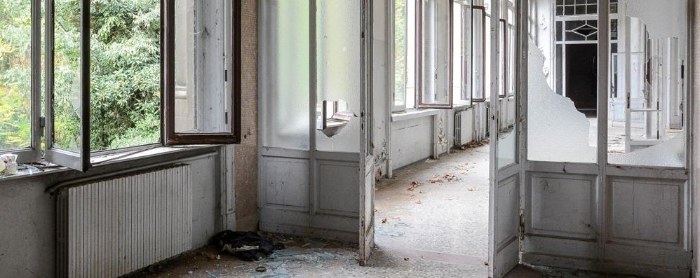 Ex Sant'Anna, padiglione in vendita  Sarà una clinica o una casa di riposo