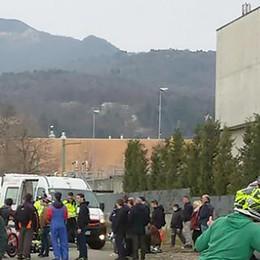 Albavilla, moto nell'area industriale  «Basta raduni, non si riesce a dormire»