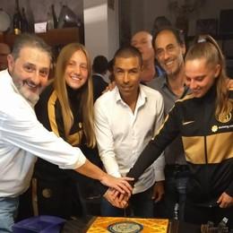 Cernobbio, Inter club Cordoba  «Io, comasco d'adozione»