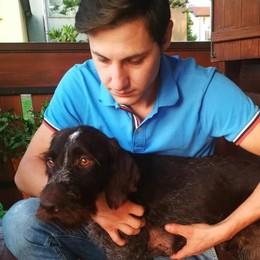Faloppio, cinghiale ferisce cane da caccia  «Ha cercato di assalire anche me»