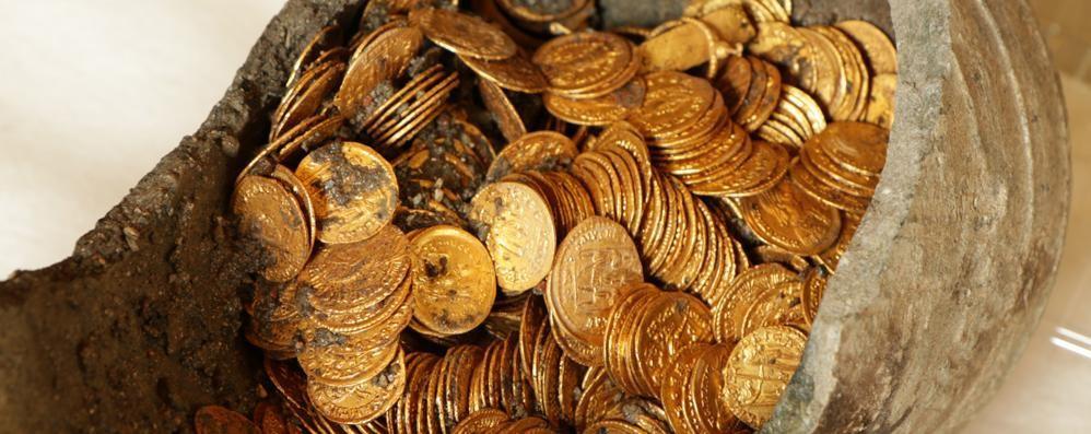 Non c'è ancora un progetto  Il Comune dorme sulle monete d'oro